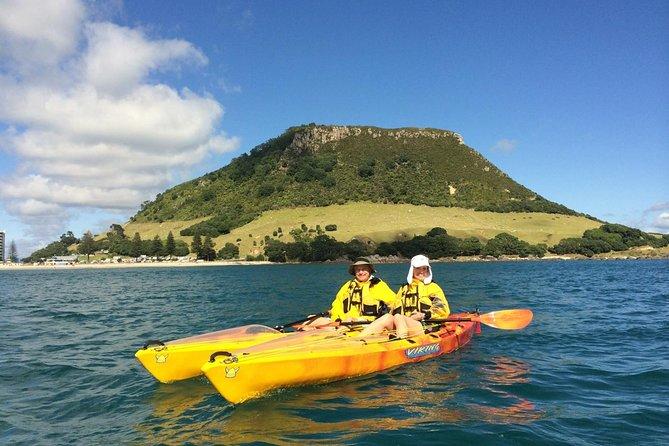 Escursione a terra a Tauranga: Mt. Tour in kayak di Maunganui