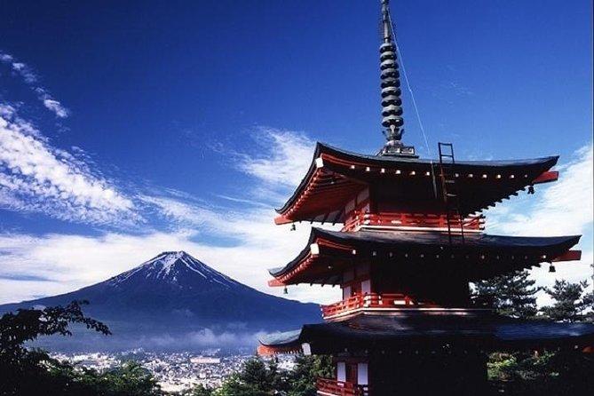 Arakurayama Sengen Park, Mt  Fuji, Hakone Pirate Ship and Afternoon