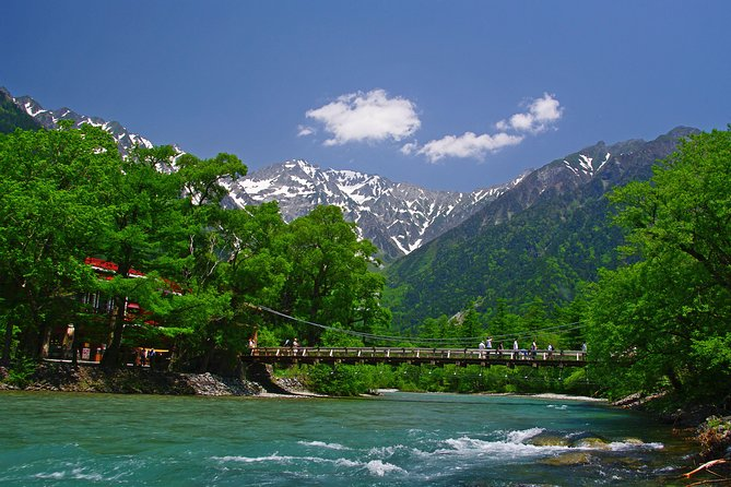 Day Trip to Kamikochi Mountain Resort from Tokyo