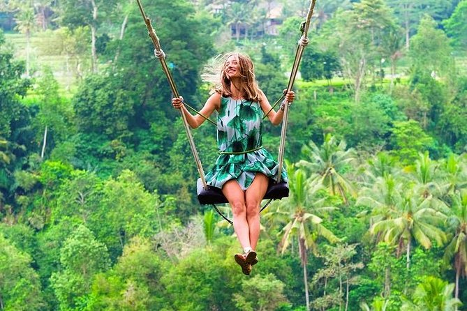 Bali Swing with Tukad Cepung Waterfalls
