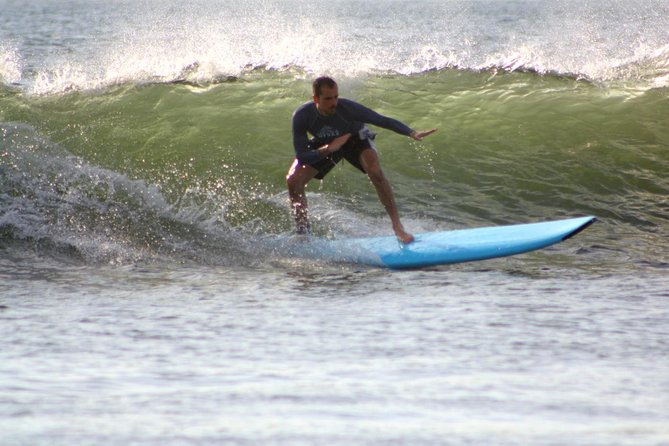 Beginner Surf Lessons In Tamarindo - Shared or Private