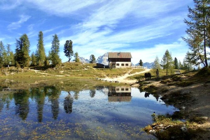 Dolomites Day Trip with jeep safari experience