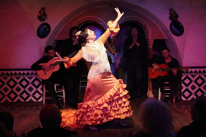 Flamenco Show at Tablao Flamenco Cordobes Barcelona in Las Ramblas