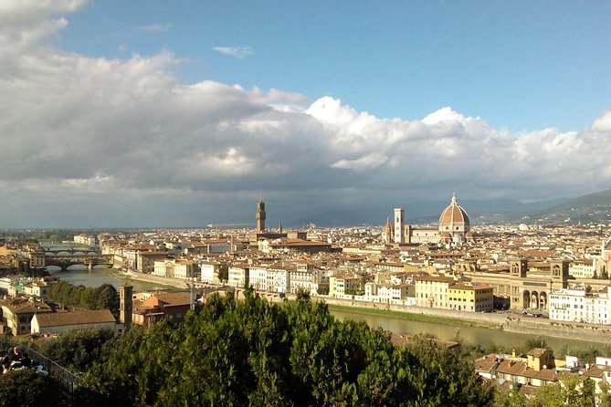 The Best of Florence in few hours - private walking tour
