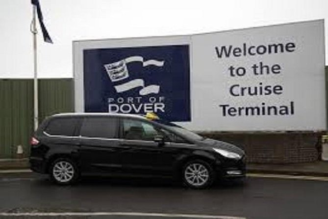 Cruise Transfers from Dover Port to London Heathrow or vice versa 1 to 6 Pax