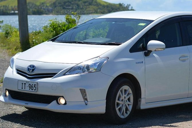 Private Airport Transfer: Nadi Airport to Hotel