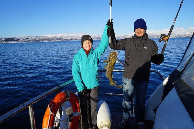 Fishing - Luxury Yacht Arctic Queen