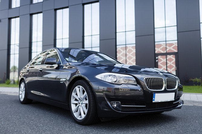Airport Transfer in Munich and Pick-up service