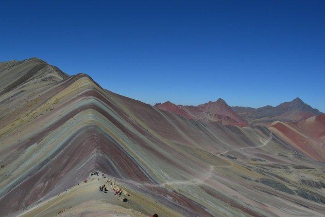 Full Day Rainbow Mountain Trek
