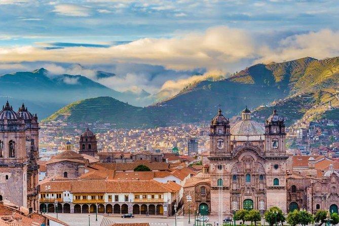 City Tour Cusco and Archaeological Park - Peru