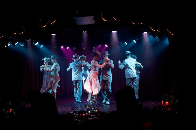 Shore Excursion: Private Buenos Aires City Tour and Rojo Tango Dinner Show