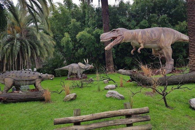Temaiken Biopark Day Tour Including Tigre Delta Navigation