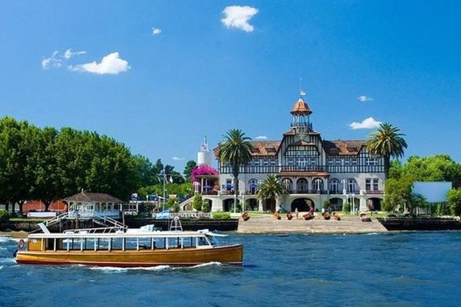 Tigre City and Tigre Delta Full Day Tour with Lunch