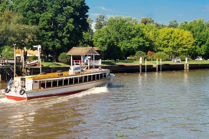 Tigre City and Tigre Delta Half Day Tour for small groups