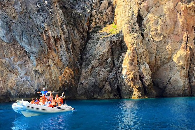 Excursión a la costa de Cagliari: increíble tour en bote por el sur de Sulcis