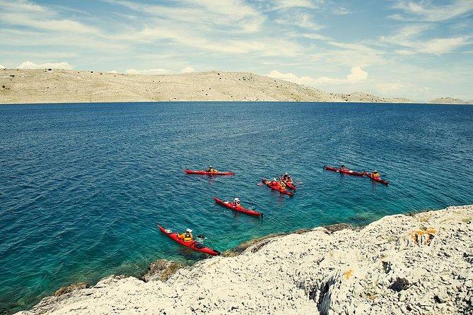 Kornati Kayaking and Cycling Day Trip