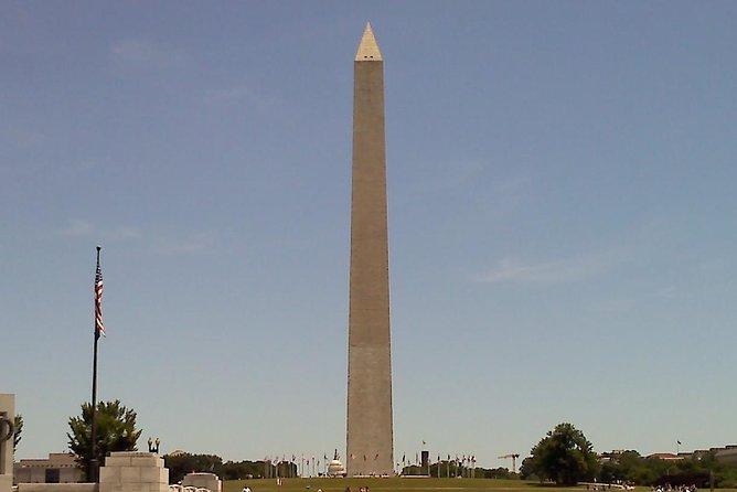 Excursión de un día al centro de Washington DC en grupo reducido