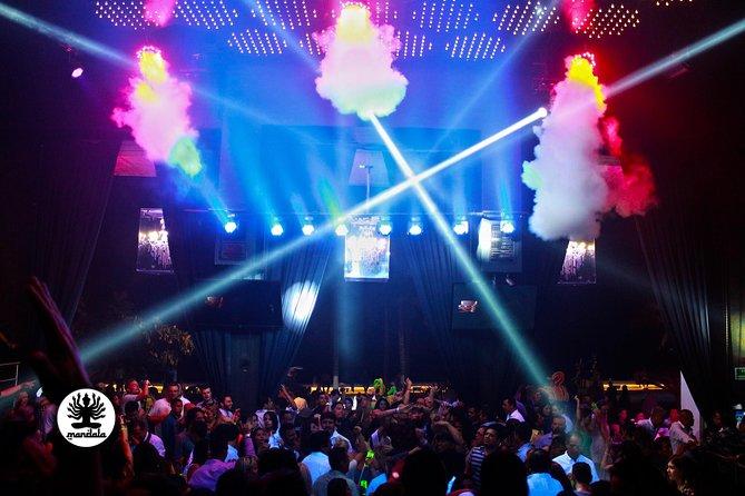 Mandala Nightclub with Open Bar in Puerto Vallarta