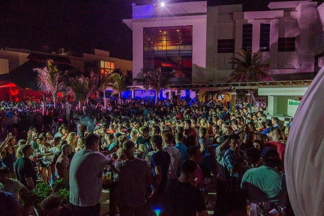 Cancun Mandala Beach Pool Party with Skip-the-Line Entry