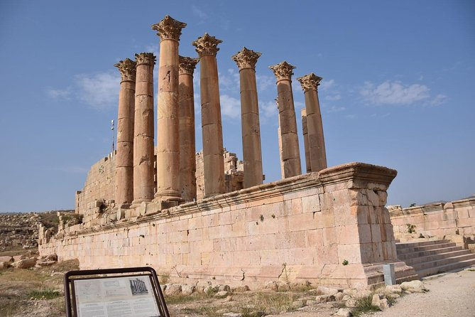 4-Day Private Tour of Jerash, Petra, Wadi Rum, and Dead Sea from Amman