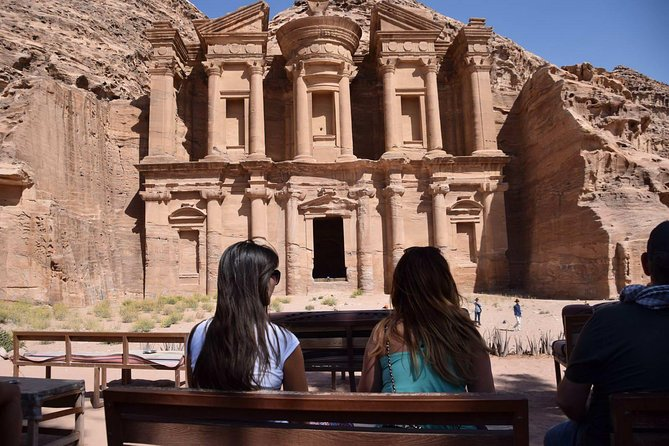 2-Day Petra, Madaba, Karak Castle and Little Petra Tour from Amman