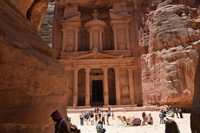 Private Petra and Little Petra Round-Trip Transfers from Amman