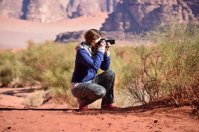 3Day Private Tour: Petra Mount Nebo & Al Karak Castle Wadi Rum Red and Dead Seas