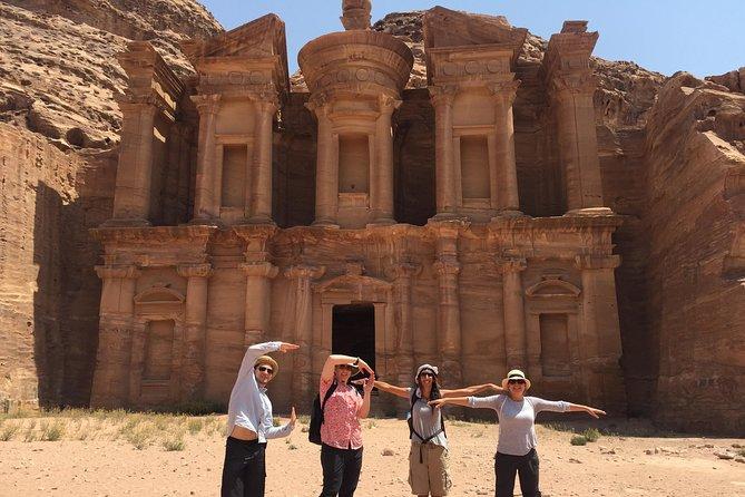 4 Day Private Tour: Petra Jerash Mount Nebo Karak Castle Wadi Rum Red & Dead Sea