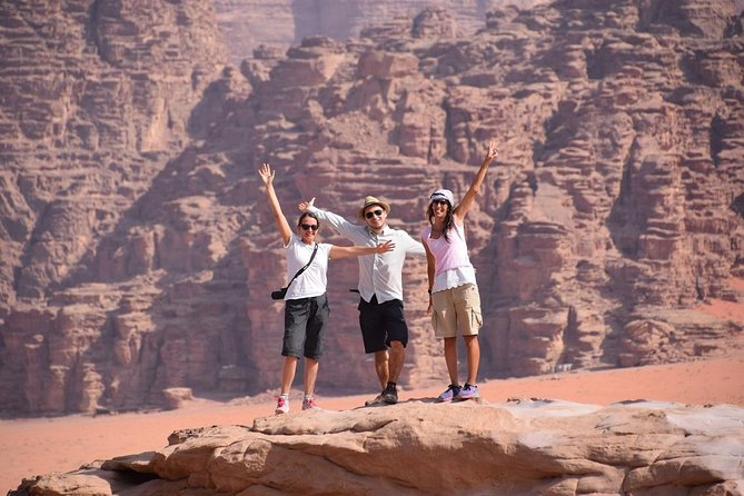 5 Day Tour: Amman Petra Jerash Mount Nebo Baptism site Wadi Rum & Dead Sea photo 6