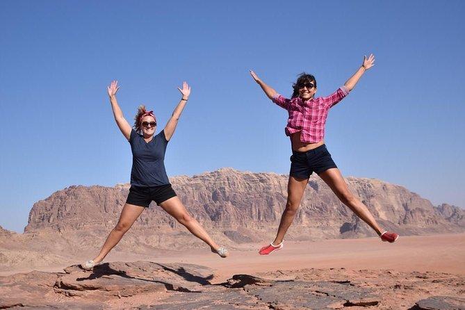 6 Day Tour: Amman Petra Jerash Baptism Site Karak Castle Wadi Rum Red & Dead Sea