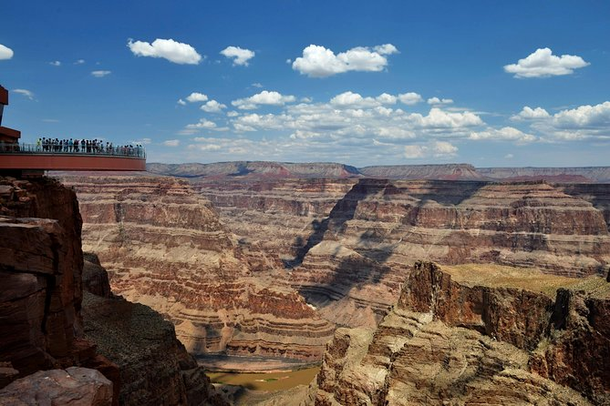 Grand Canyon West Rim Coach Tour from Las Vegas with Lunch
