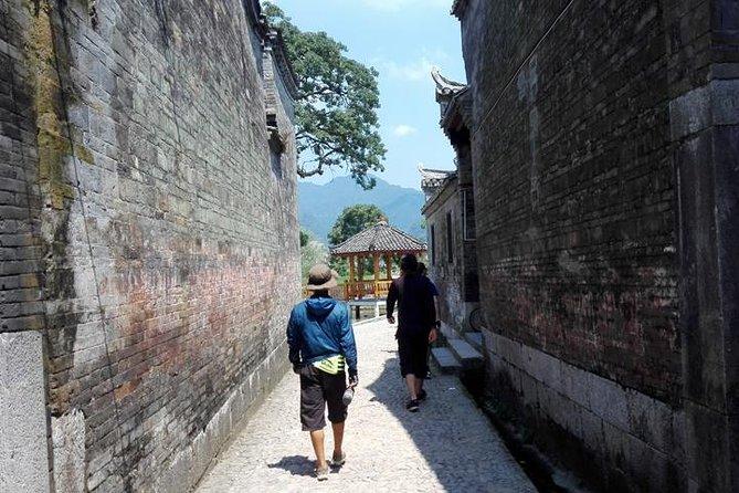 Guilin Bike Tour and Visit of Jiangtouzhou Ancient Village
