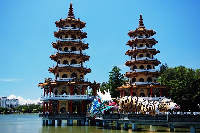 Dragon & Tiger Pagoda