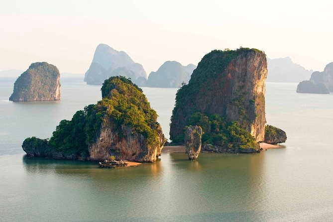 James Bond Island Full-Day Cruise in Phang Nga Bay with Lunch