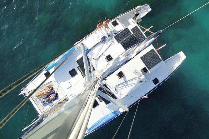 Phuket privé 52ft catamaran-charter - cruise in de buurt van eilanden in stijl