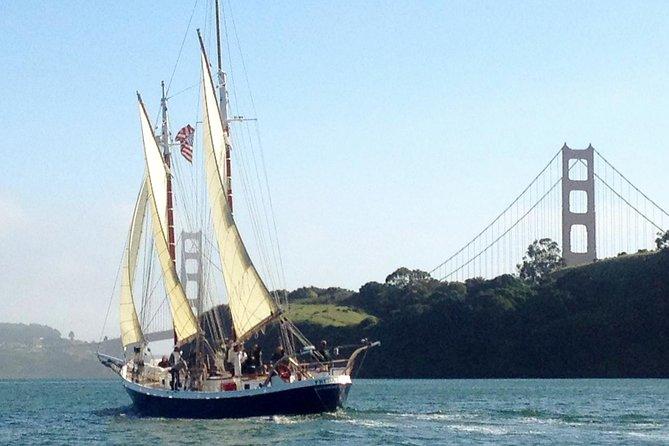 Sunday Morning Eco Sail on the San Francisco Bay