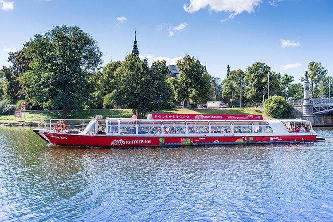 Stockholm: The Royal Bridges & Canal Tour