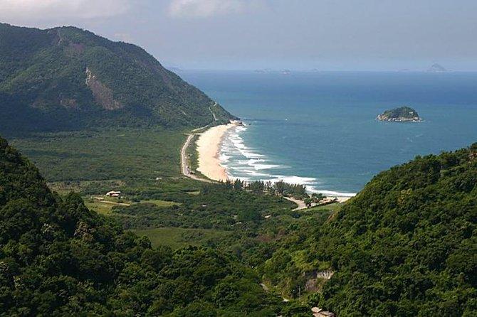 Rio de Janeiro Secluded Beaches Private Half-Day Tour