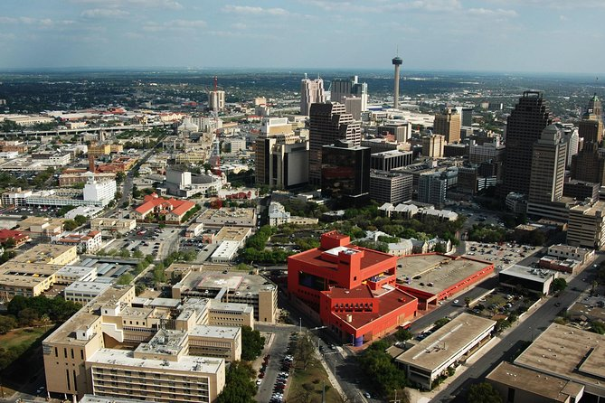 Downtown San Antonio - Alamo