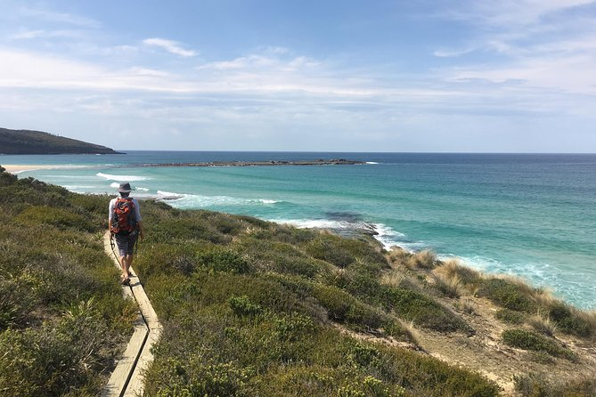 5 Day Murramarang Coast Journey from Sydney - Guided Hike with Villa Accom