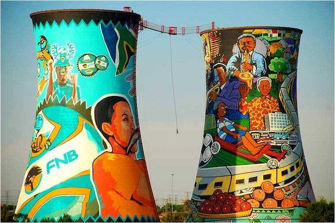 Half-day Johannesburg and Soweto