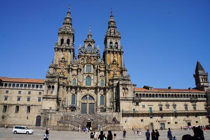 Excursão de 7 dias Camino Frances Pilgramage saindo de Sarria para Santiago