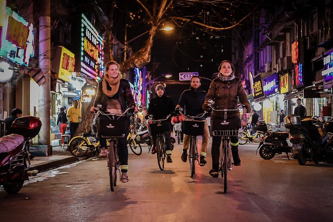 Shanghai Night Tour by Bike photo 1