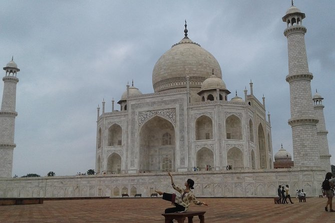 One Day Exclusively Grand Tour of Taj Mahal from Delhi photo 1
