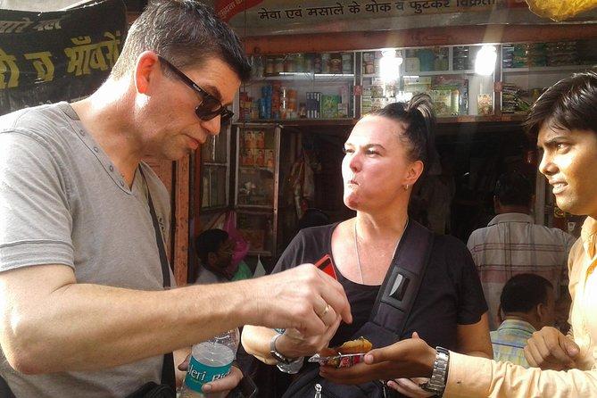 Agra Heritage Walk & local Food tasting