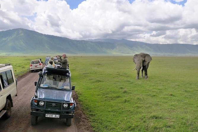 8-day-Safari Northern Circuit& Zanzibar Island