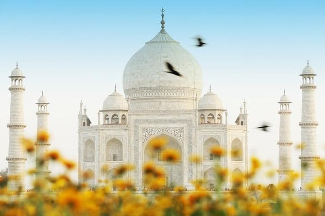 Private Taj Mahal Tour By Gatimaan Express Train