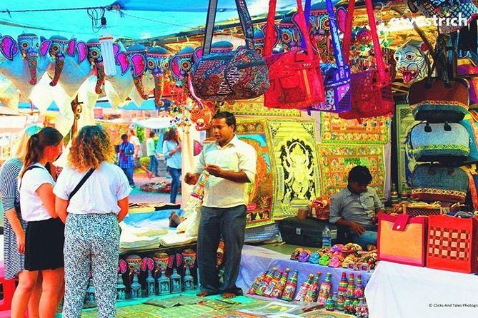 Agra Handicraft Shopping With Local Street Food Testing