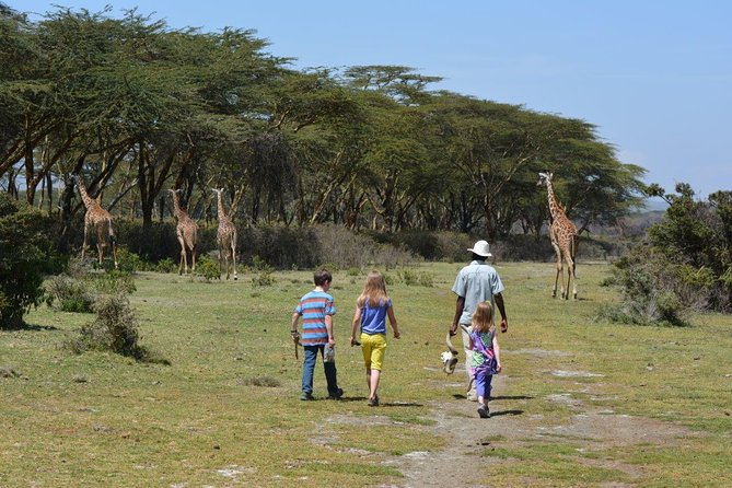 Lake Naivasha Walking with Animals Day Trip From Nairobi photo 1