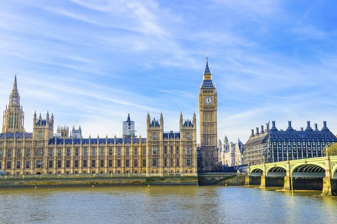 Excursão para a Abadia de Westminster e as Casas do Parlamento em Londres